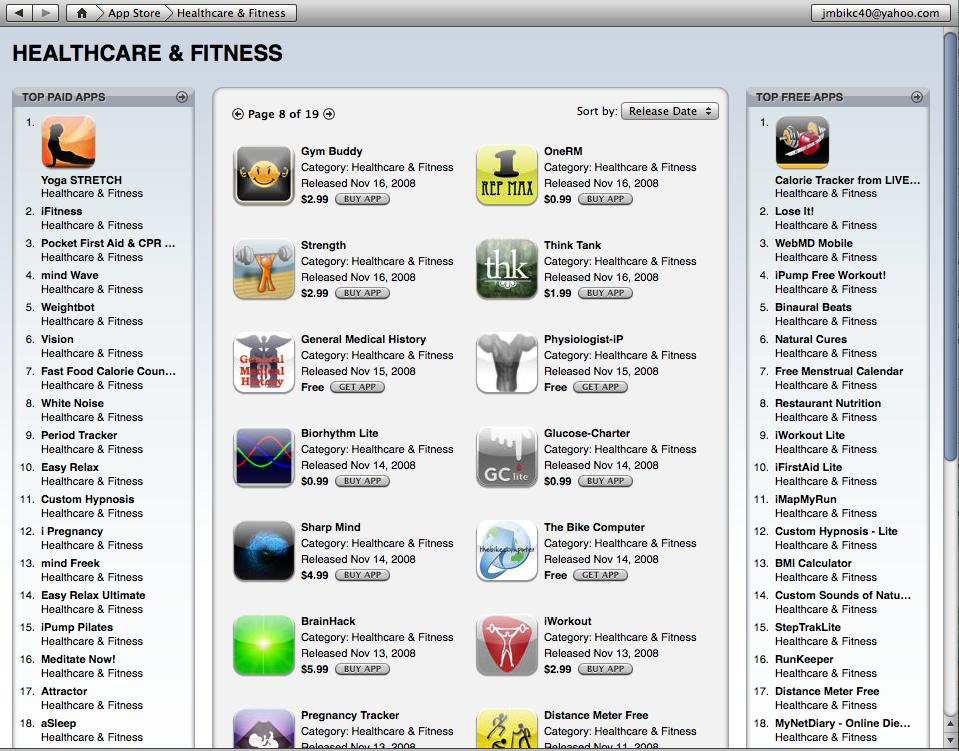 iTunes AppStore