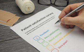 patient satisfaction survey